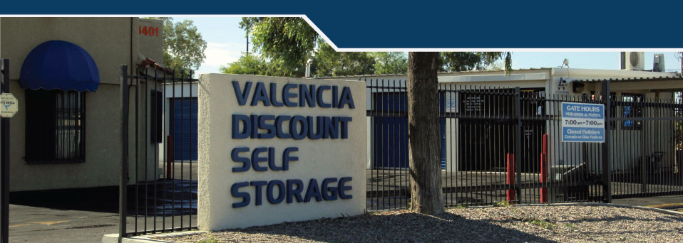 Self Storage in Tucson, AZ | Valencia Discount Storage